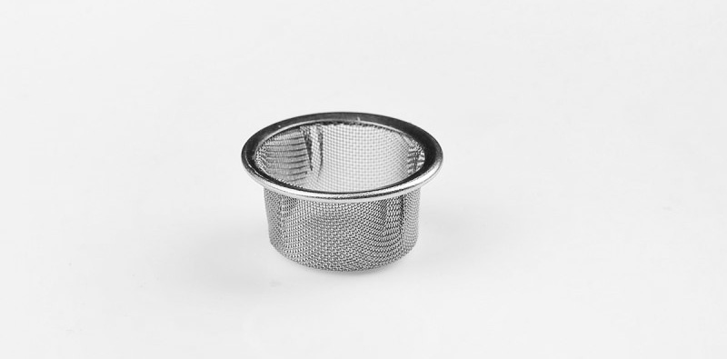 Stainless steel mental screen filter