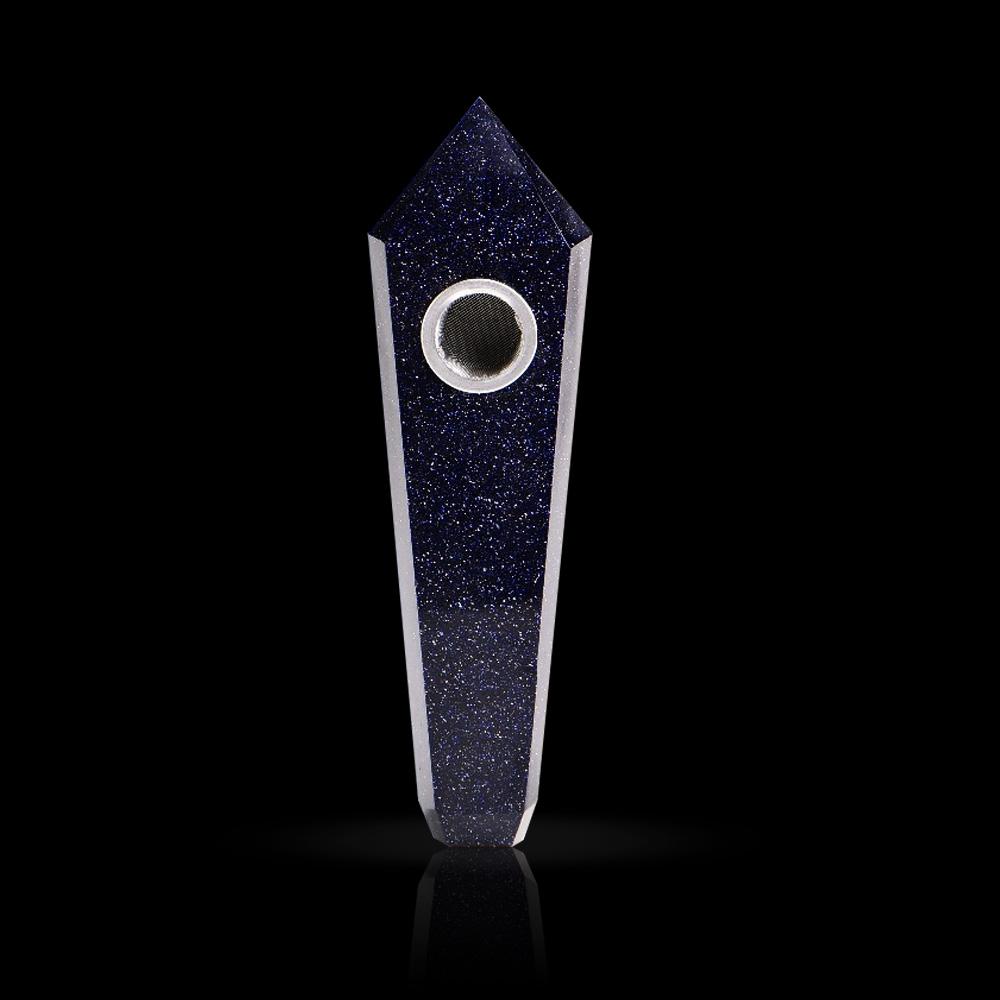 natural-quartz-blue-sand-stone-crystal-pipe